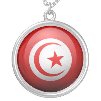 Tunesien Versilberte Kette