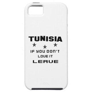 Tunesien, wenn Sie nicht Liebe es tun, verlassen iPhone 5 Schutzhülle