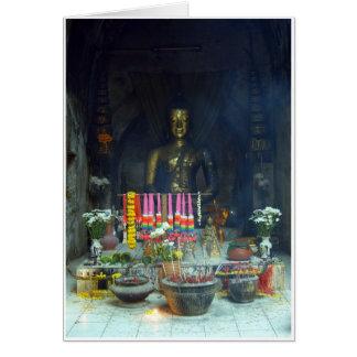 Tunnel Buddha Karte