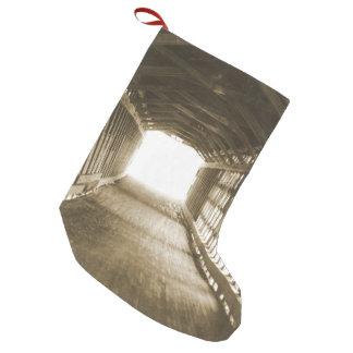 Tunnel des Lichtes Kleiner Weihnachtsstrumpf