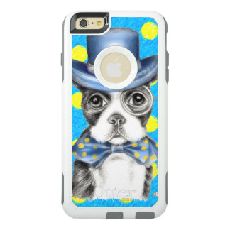 Tupfen Bostons Terrier OtterBox iPhone 6/6s Plus Hülle