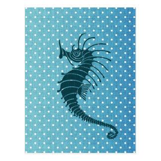 Tupfen-Fische III Postkarten