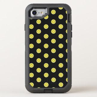 Tupfen-frische Zitrone OtterBox Defender iPhone 8/7 Hülle