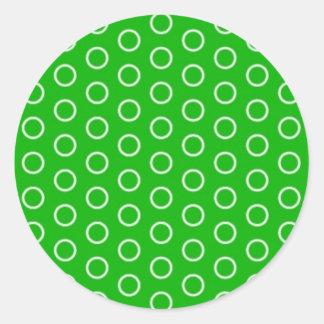 tupfen getupft tupfer muster kreise punktiert polk runder aufkleber