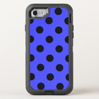 Tupfen sind die ganze Raserei OtterBox Defender iPhone 8/7 Hülle