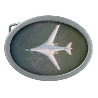 Tupolev Tu-160 Ovale Gürtelschnalle