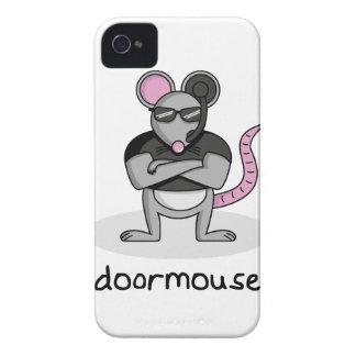 Tür-Maus iPhone 4 Cover