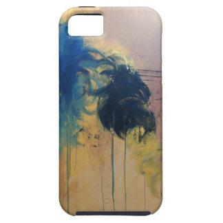 Turbulenz (modernes abstraktes) - Kimberly Tough iPhone 5 Hülle