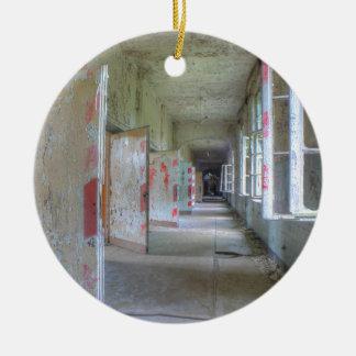 Türen und Korridore 02,1, verlorene Plätze, Keramik Ornament