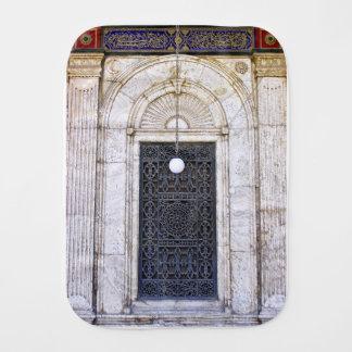 Türgitter der Sultan-Ali-Moschee in Kairo Spucktuch