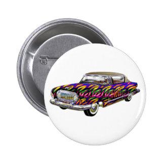 Türhartes Spitzenauto des Klassikers 2 Runder Button 5,7 Cm