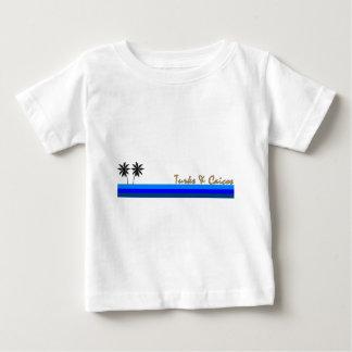 Türken u. Caicos Baby T-shirt