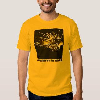 turkeyfish, firefish T-Shirts