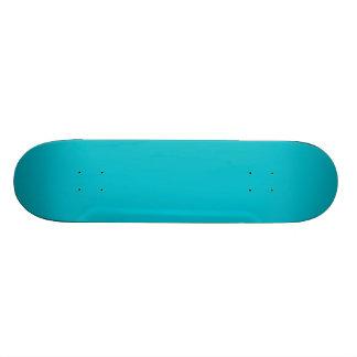 Türkis-Blau Skateboarddecks