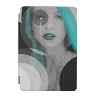 Türkis-Engel iPad Mini Hülle