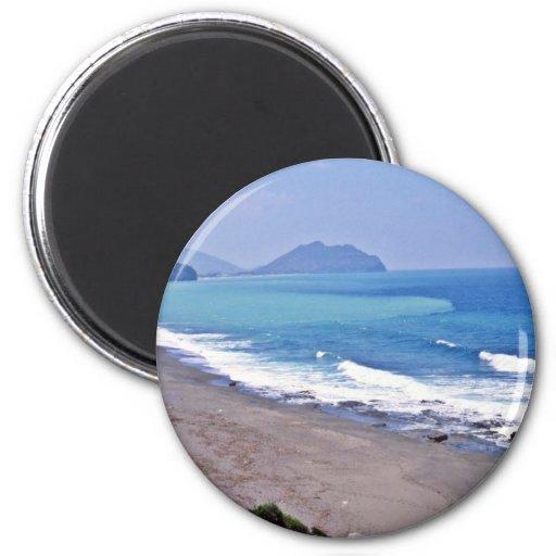 Türkische Küste nahe Anamur Magnets