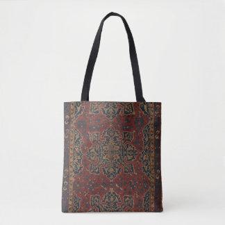 Türkische Stern Ushak Teppich-Tasche Tasche