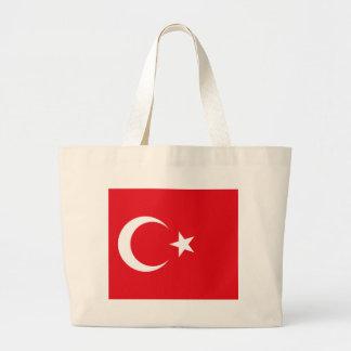 Türkischer Stolz Jumbo Stoffbeutel