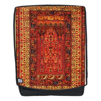 """Türkischer Teppich oder Wolldecke """"Annie """" Rucksack"""