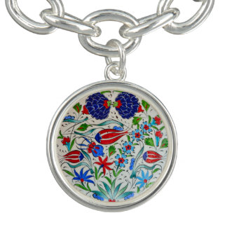 Türkisches Blumenmuster Armband