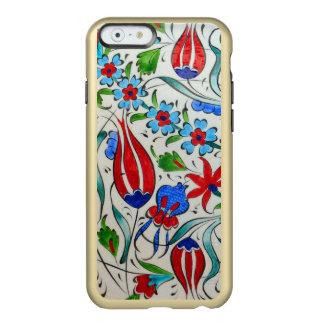 Türkisches Blumenmuster Incipio Feather® Shine iPhone 6 Hülle