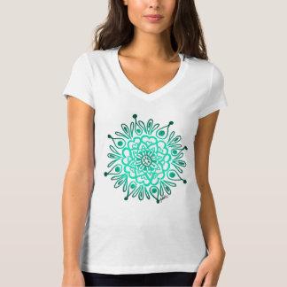 Türkismandala-T - Shirt