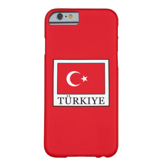 Türkiye Barely There iPhone 6 Hülle
