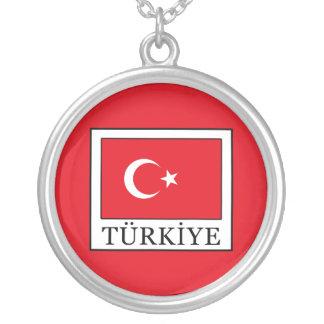 Türkiye Versilberte Kette