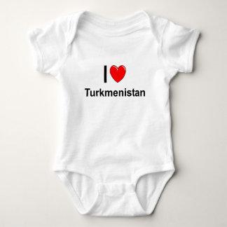 Turkmenistan Baby Strampler