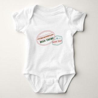 Turkmenistan dort getan dem baby strampler