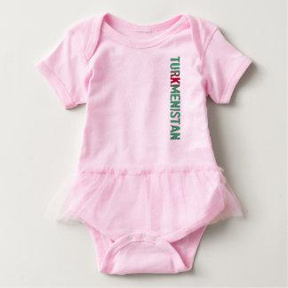 Turlkmenistan Baby Strampler