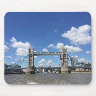 Turm-Brücke die Themse London Vereinigtes Mousepad
