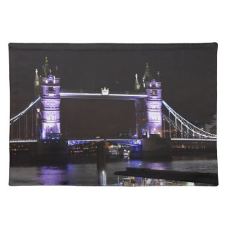 Turm-Brücke, London Tischset