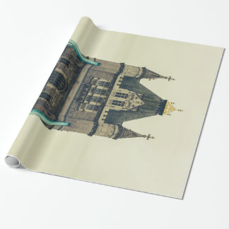 Turm-Brücken-Nahaufnahme, London, Vereinigtes Geschenkpapier