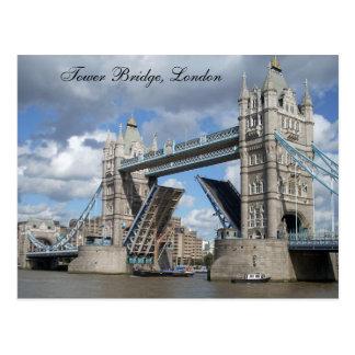 Turm-Brücken-Postkarte