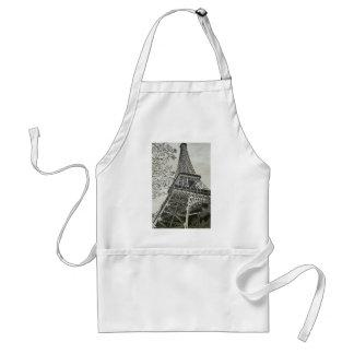 Turm Eiffel Schürze
