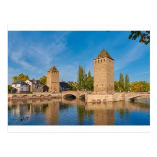 Turm Elsass Straßburg Henry Pont Umschläge Postkarte