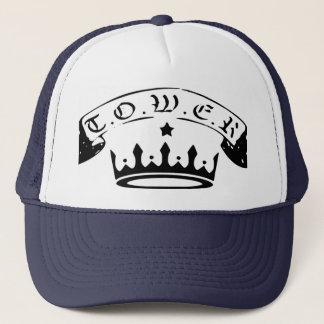 Turm-Fernlastfahrer-Hut durch T.O.C. Truckerkappe