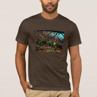 Turm im Park T-Shirt