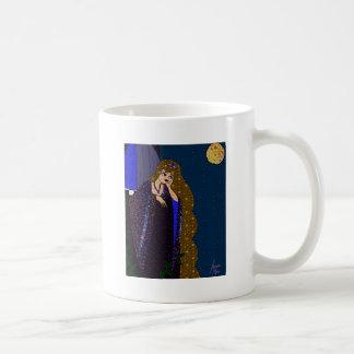 Turm-Prinzessin Kaffeetasse
