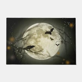 Türmatte Halloween-Mondschläger-Herbststerne