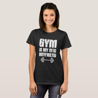 Turnhalle ist mein neuer Freund T-Shirt