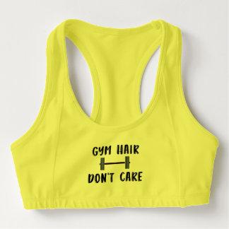 Turnhallen-Haar interessieren sich nicht Sport-BH