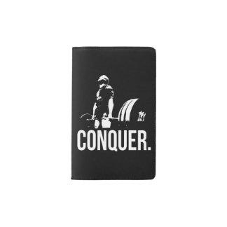 Turnhallen-Motivation - EROBERN Sie Moleskine Taschennotizbuch