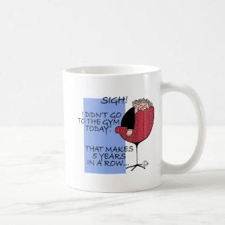Turnhallen-Tag Kaffeetasse