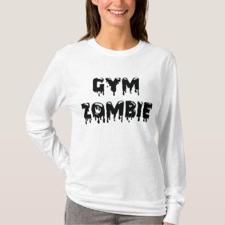 Turnhallen-Zombie Longsleeve T-Stück T-Shirt