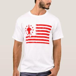 TurnhalleWeightlifting und der Bodybuilder T-Shirt