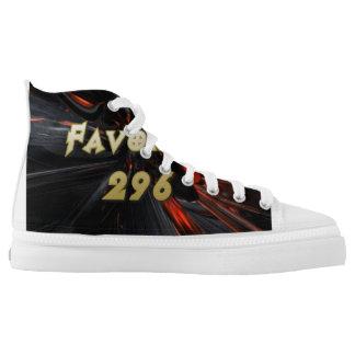 Turnschuhe des Lieblings 296 Hoch-geschnittene Sneaker