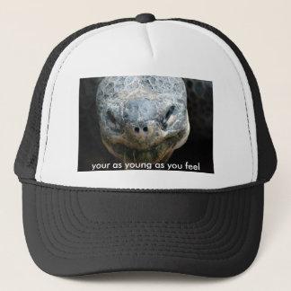 turtle-b3a [1], Ihr so junges wie Sie glauben Truckerkappe