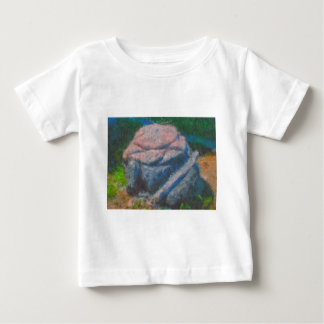 turtle_Painting Baby T-shirt